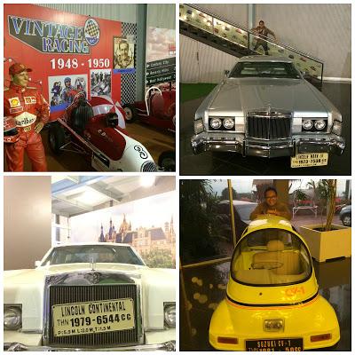 Koleksi Mobil Unik di Museum Angkut