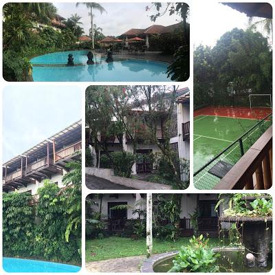 Fasilitas di Novus Giri Resort and Spa
