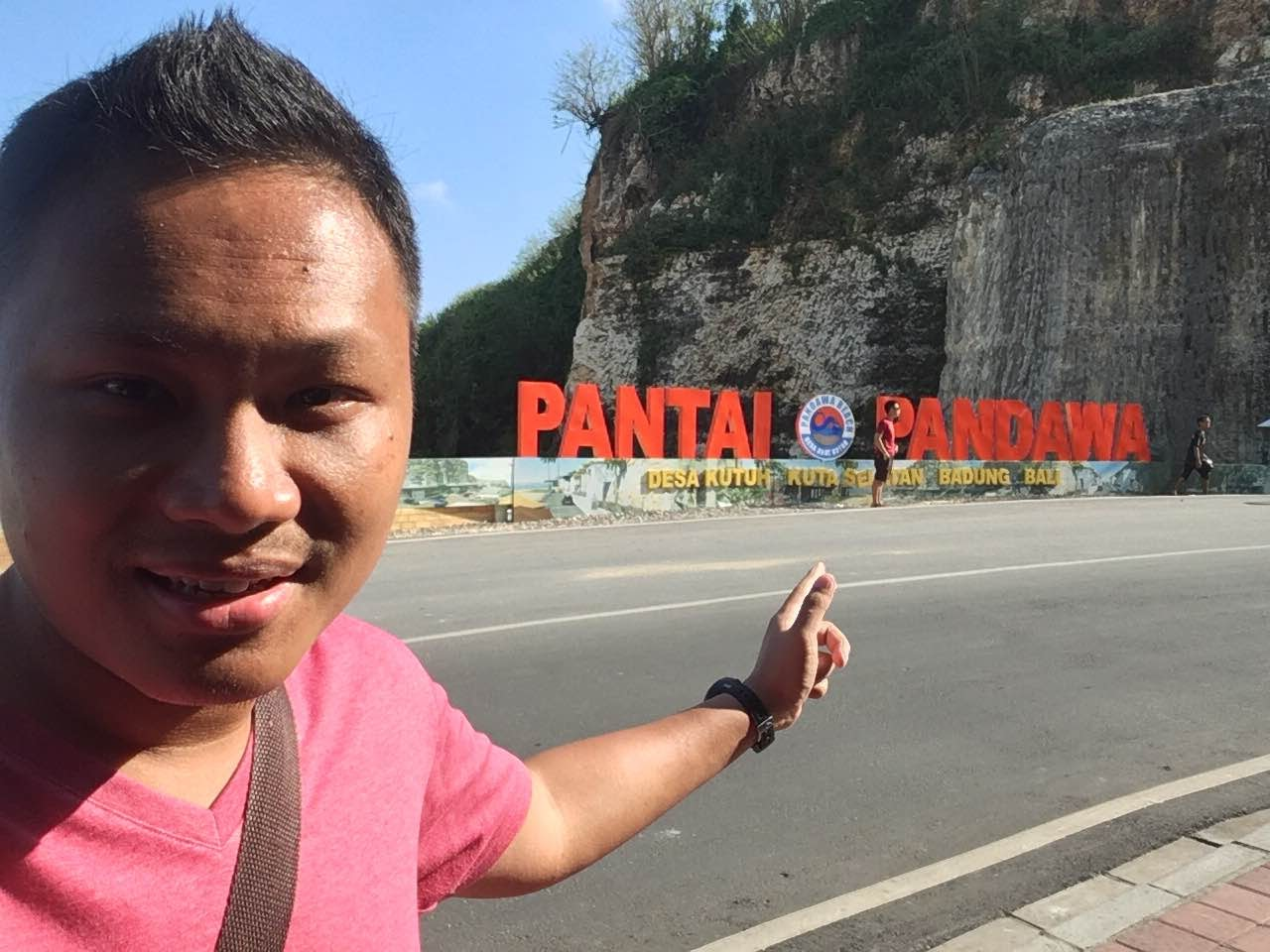 Welcome to Pantai Pandawa Bali