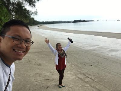 Wisata Pantai di Lagoi Bay Bintan