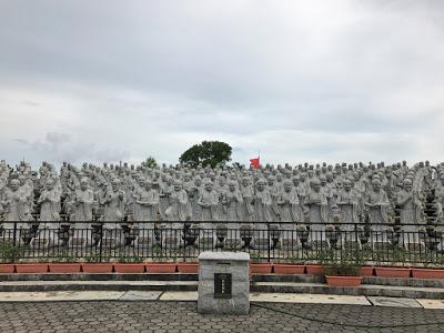 Patung Seribu Tanjung Pinang