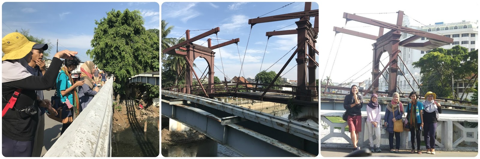 Jembatan Bersejarah di Jakarta