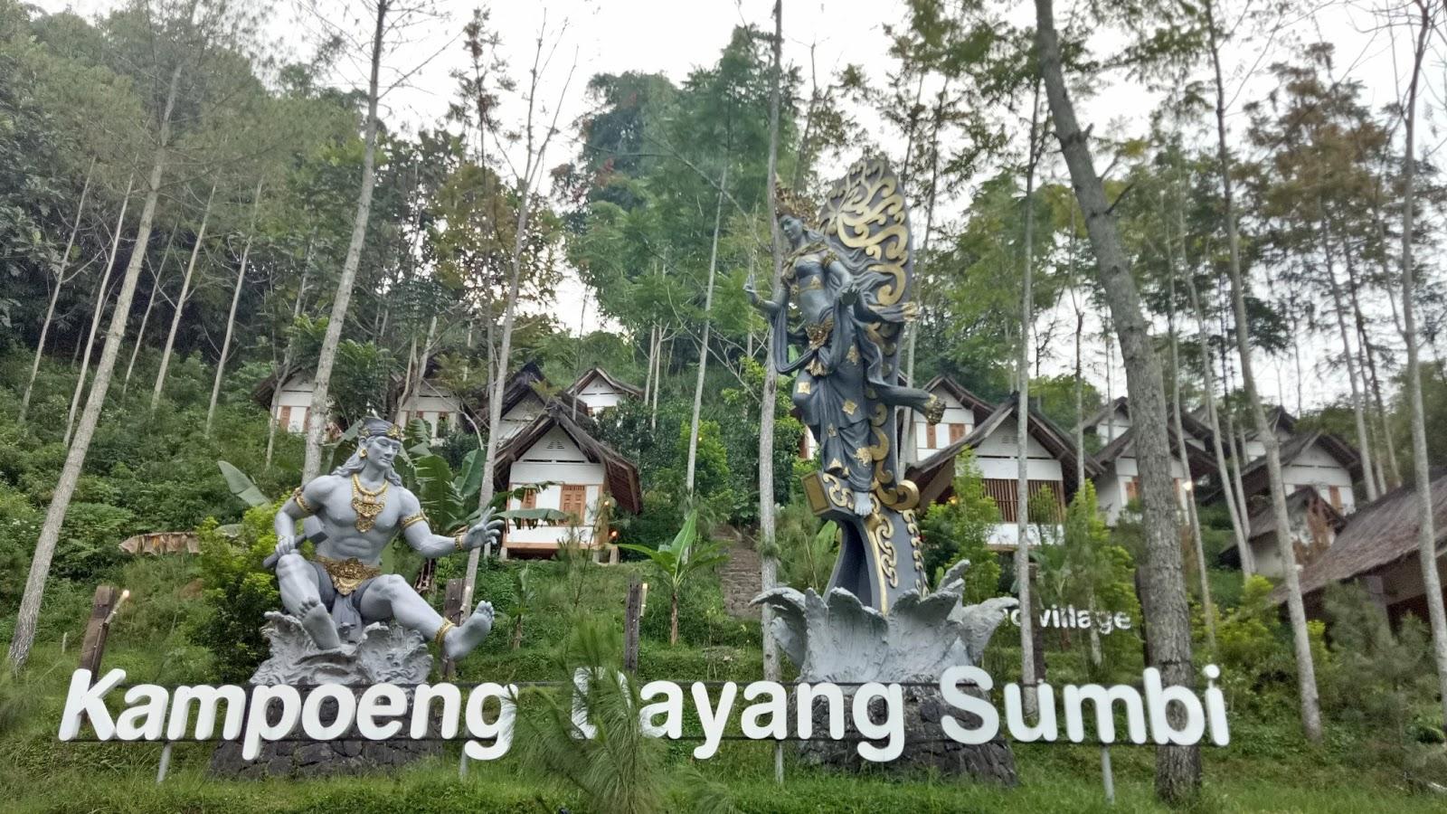 Kampoeng Dayang Sumbi Di Dago Dream Park