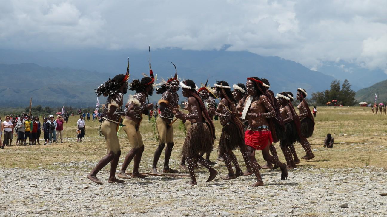 wisata wamena papua