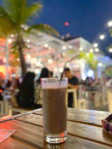 Menu kopi di Langit Seduh Coffee Jakarta