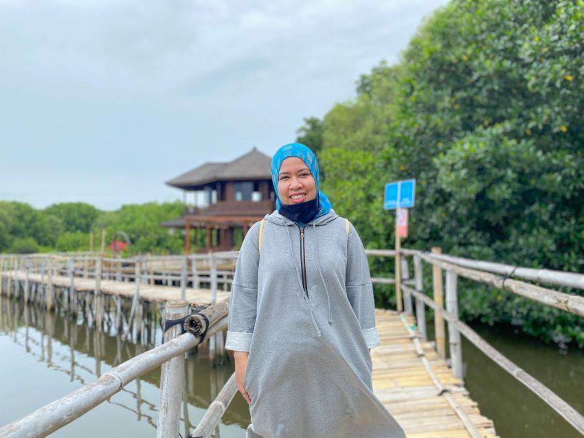Wisata Alam Hutan Mangrove PIK